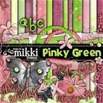 Pinky Green + alpha