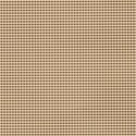 Light Brown Plaid & cream