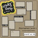Journaling Cards 1 preview
