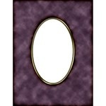 Oval Vignette Frames and Overlays