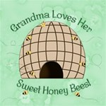 Grandma Loves Her Sweet Honey Bees