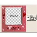 My Valentine Frame
