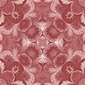 red damask emb