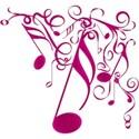 pink music corner