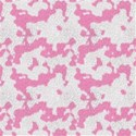 pastel pink furry camo