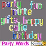 Party Words