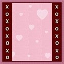 Valentine Paper Pack #3 - 5