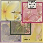 Friends Paper Set