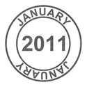 2011 Date Stamps - 01