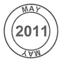 2011 Date Stamps - 05