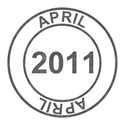 2011 Date Stamps - 04