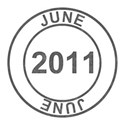 2011 Date Stamps - 06