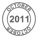 2011 Date Stamps - 10