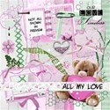 All My Love Kit Cover