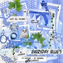 Everyday Blues Cover (Large)