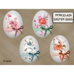 Porcelain Easter Eggs