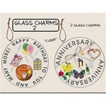 Glass Charms #2
