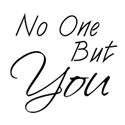 noonebutyou