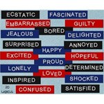 Emotion Labels #1
