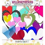 Hearts Pack 1
