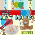 Birthday cover sheet
