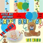 Little Boy birthday