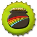 Bottlecap Pot o gold