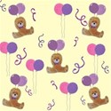 Lemon Party Bear Background