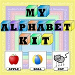 My ABC Alphabet Book Kit