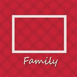 Red Idea of Family Kits
