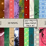 Just Pretty Mega Paper Pack #2