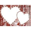BoG -_- Pack 1 Frames Love 54