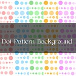 Dots Pattern Background