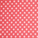 red and white dotted background
