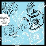 Swirly Embellishment Kit