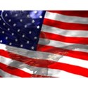 american flag back ground