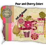 Pear and Cherry Colors
