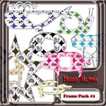 NEW Hugo Frame Pack # 01