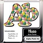 NEW Hugo Alpha Pack # 01