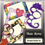 NEW Hugo Frame Pack # 02