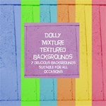 Dolly mixture Mid Tone Textured Backgrounds