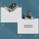 Cat Frame Set #2