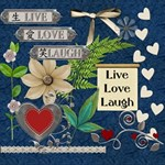 Live Love Laugh Kit