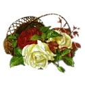 basket_red_white_roses