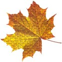 word fall leaf