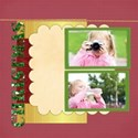Scrapbook Page 1