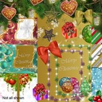 Christmas Card set#5