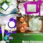 Christmas Card Set #6