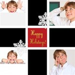 Christmas Theme Card