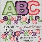 Scribbles Alpha